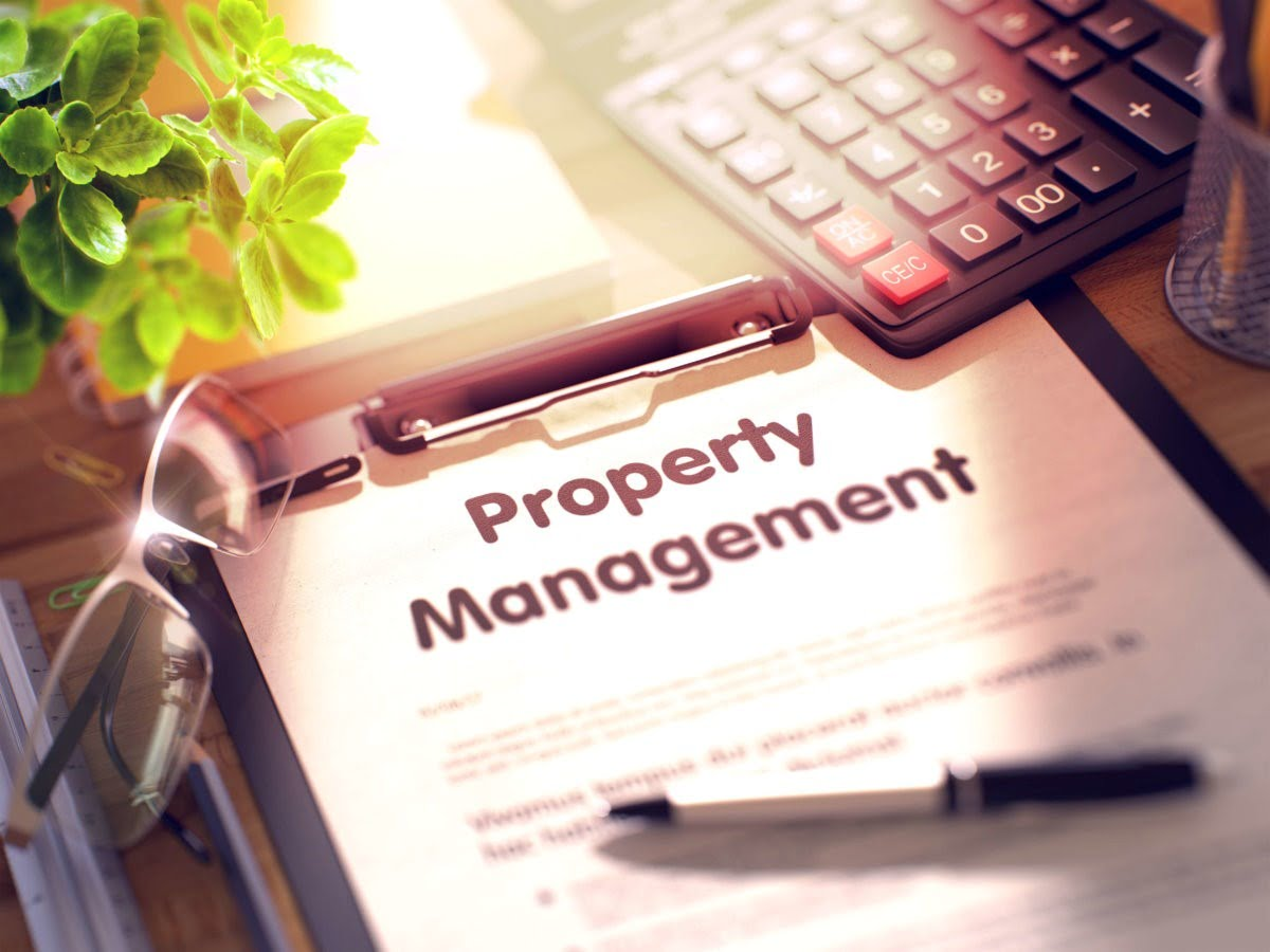 property manager contract